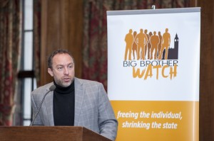 Big Brother Watch Draft Communications Data Bill committee press conference