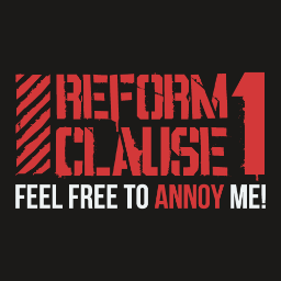 reform clause 1
