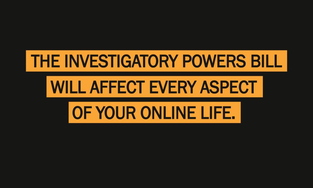 Investigatory Powers Act