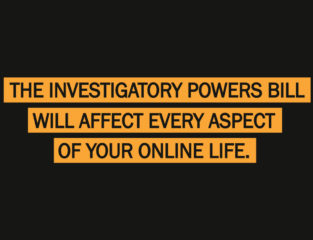 Investigatory Powers Bill